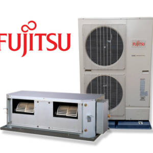 fujitsu ducted system