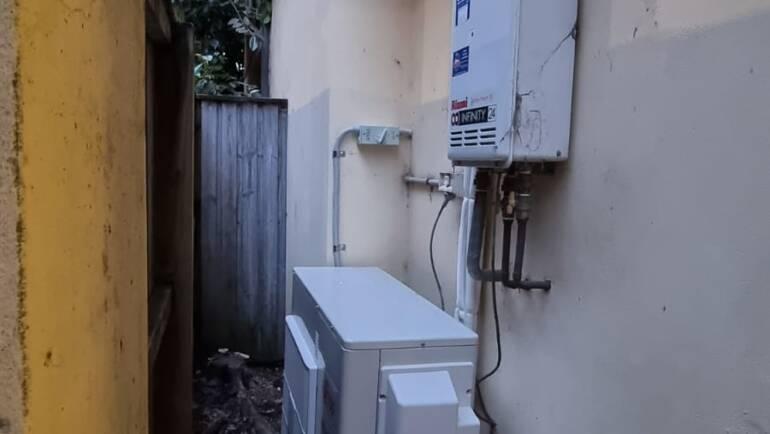 Project – Air conditioning installation at Kirribilli