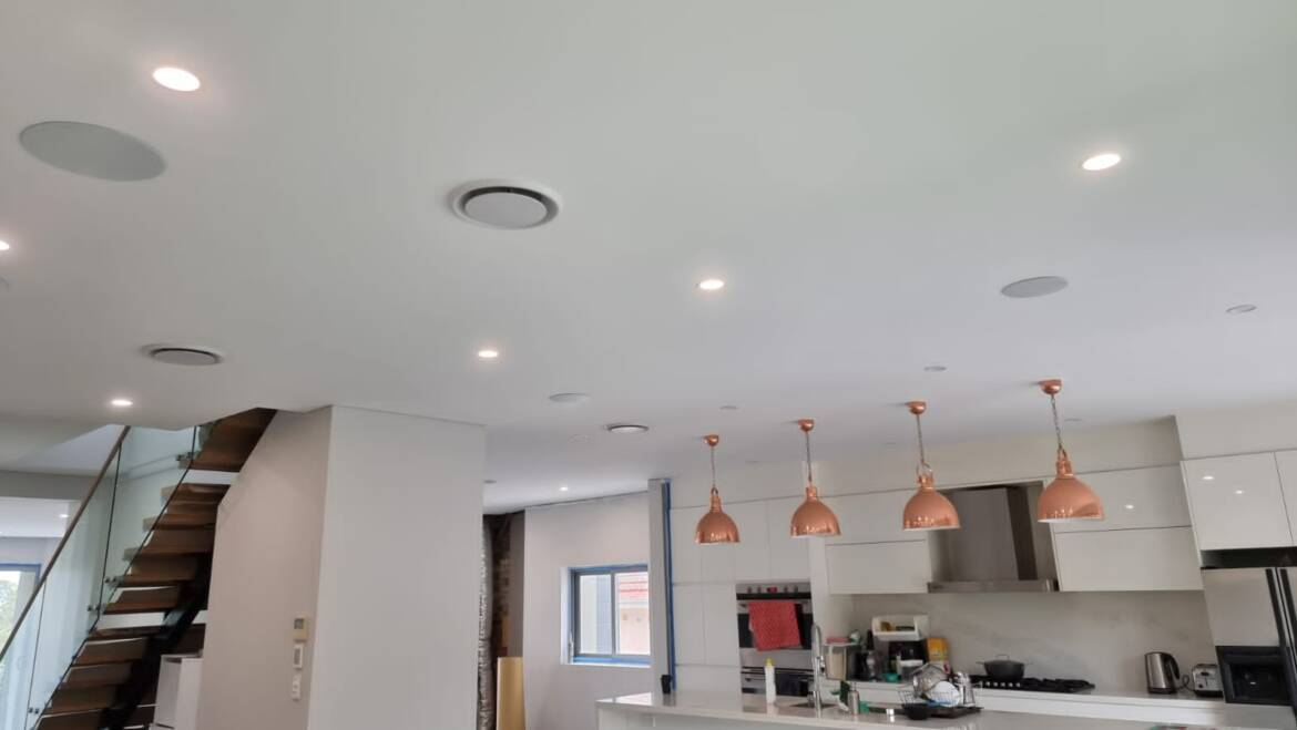 Project – Air conditioning installation at Northwood