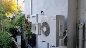 air conditioning at Mosman