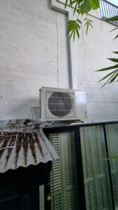air conditioning installation at Mosman