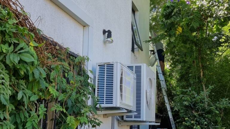 Project – Split system and mini split system installation at Mosman