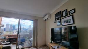 air conditioning installation at Kurraba Point