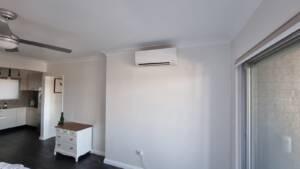 Daikin L series wall mounted indoor unit.