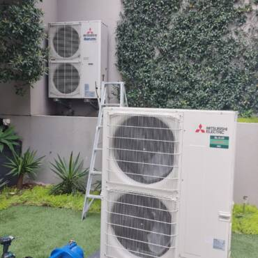 Project – Ducted system replacement at Neutral Bay