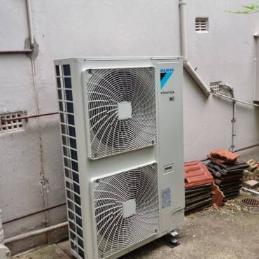Project – Ducted system upgrading at Manly